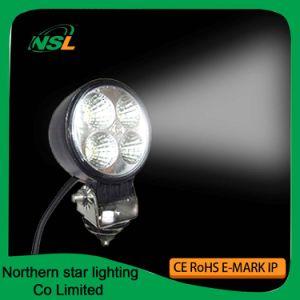 LED Working Lights Spot Flood Beam Auto Accessories 12W 2PCS * 6W Epistar pictures & photos