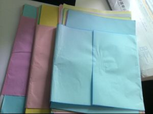 Good Price Carbonless Copy Paper for Making Recipts for Company pictures & photos