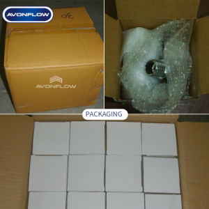 Avonflow Top Recommend Angle Radiator Valve (C00059) pictures & photos