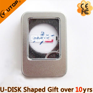 OEM Gifts Plastic Card USB Gadget with Tin Box (YT-3108) pictures & photos