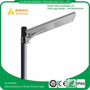 Intelligent Control 15W Solar Lighting with LiFePO4 Battery Outdoor Garden Lamp pictures & photos
