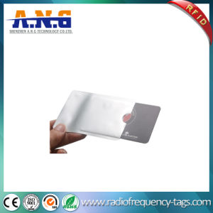 Printing Aluminium Foil Paper RFID Protection Sleeves pictures & photos