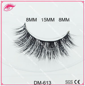 Private Label Natural Fur 3D Mink Eyelashes pictures & photos