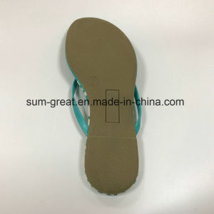Fashion Unisex Non-Slip Soft Bottom Slipper Couple Home Cool Sandals pictures & photos