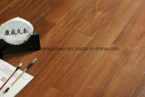 Household Wood Parquet/Hardwood Flooring (Locking technology) pictures & photos
