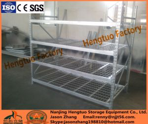 Pallet Racking Galvanized Welded Steel Wire Deck Panel pictures & photos