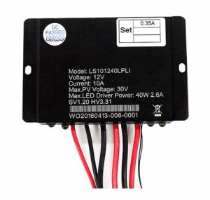 Epever PWM 10A 20A 12/24V LED Light Controller Ls101240lpli 10A 12V 40W pictures & photos