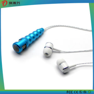 USB Wired earphone Mini Portable USB Microphone for Mobile Phone pictures & photos