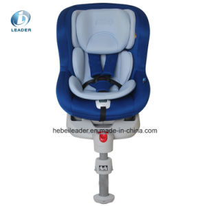 New Model Baby Safety Car Seat with Isofix Connector for Group 0+, 1 (0-18kgs) with ECE R44/04 Certificate pictures & photos