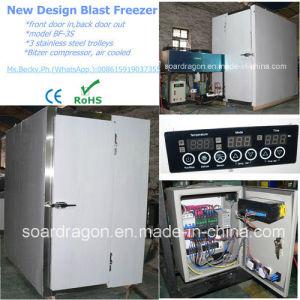 New Design Blast Freezer Quick Freezer Bf-3s with Double Doors pictures & photos