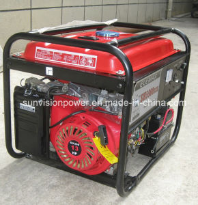 6kVA Portable Gasoline Generator, Petro Generator with Wholesale Price pictures & photos