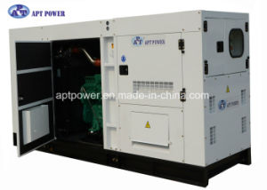 Water Cooled 3phase Soundproof Diesel Generator Set with Cummins Engine pictures & photos