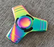 Colorful Direct Angle 3 Leaves Type Hand Spinner Fidget Spinner pictures & photos