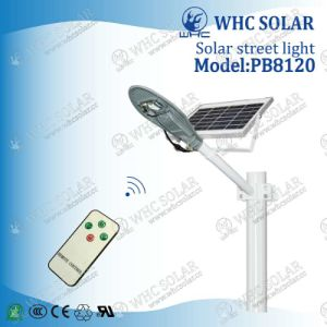 Whc New Design 20W Waterproof All in One Solar LED Street Light pictures & photos