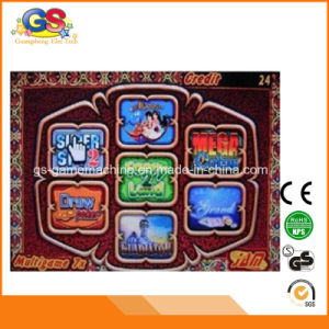 Video Poker Slot Casino Machine Games Gambling System Boards pictures & photos