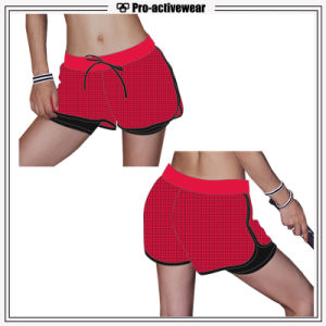 Wholesale Customized High Quality Gym Wear Athletic Clothes Sports Shorts pictures & photos