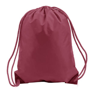 Travel Drawstring Sacks Sport Backpack (SGS certificate) pictures & photos