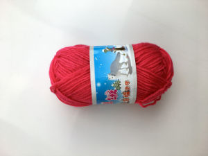 Acrylic Yarn Hand Knitting Yarn pictures & photos