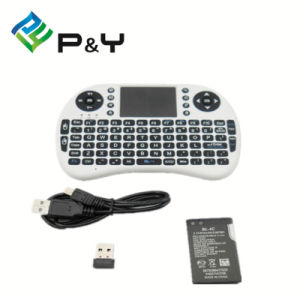 Rii I8 Keyboard Rii Mini I8 Fly Mouse Rii I8 Wireless Mini Keyboard for Android TV Box pictures & photos