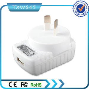 5V 2A Au Plug Rcm USB Wall Charger pictures & photos