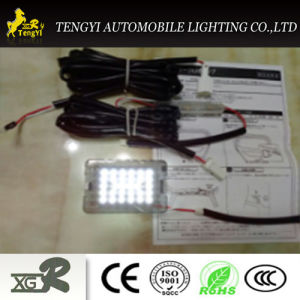Luggage Compartment Lamp Additional Rear Truck Back Door Light for Honda Toyota 12V White Color pictures & photos