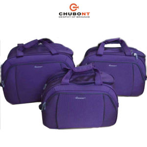 Chubont Hot Selling Travel Duffel Bag with Trolley pictures & photos