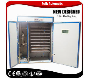 Wholesale Automatic Industrial Poultry Egg Incubator Price pictures & photos