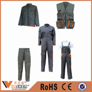 Long Sleeve Mining Work Coverall Mining Protective Clothing pictures & photos