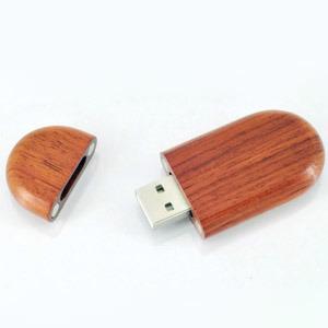 Wood Bamboo Eco USB Flash Drive USB2.0 Logo Customized pictures & photos