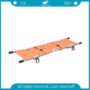 AG-2hm Ce & ISO Approved Transport Patient Al-Alloy Stretcher Price pictures & photos