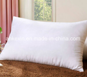 2-4cm White Duck Feather Hotel Pillow pictures & photos
