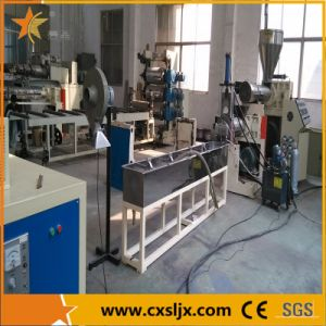 PE/PP/HDPE Two Stage Waste Plastic Recycling Granulator Machine pictures & photos
