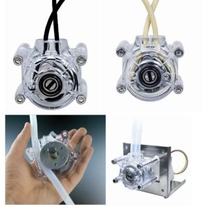Dosing Pump12V DC Peristaltic Liquid Pump Hose Pump Dosing Head for Aquarium Lab Analytical Water pictures & photos