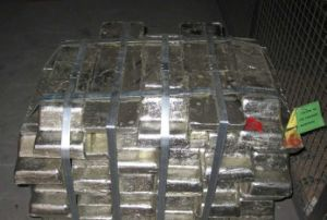 Tin Ingot 99.9% 99.99%99.999% Metal Ingot with Competitive Price pictures & photos