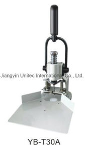 New Launched Products Manual Paper Punching Machine Yb-T30A pictures & photos