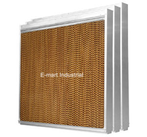 Honeycomb Wet Pad Evaporative Cooling Pad with Frames pictures & photos