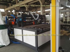 PVC Quartz Marble Sheet Making Machine pictures & photos