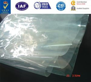Supply Polyester Film, Transparent TPU Film, Clear Hot Melt Removable TPU Film Die Cutting pictures & photos