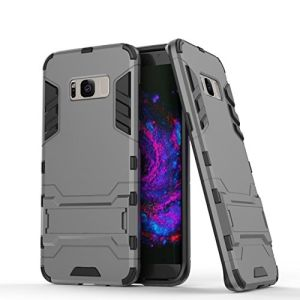 3-Layer Holster Combo Shock-Proof/Drop Protection Hard Cover Case for Samsung Galaxy S8 Plus pictures & photos