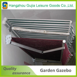 Economy Manual Outdoor Retractable Caravan Awnings pictures & photos