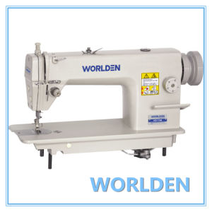 Wd-7340 High-Speed Lockstitch Industrial Sewing Machine pictures & photos