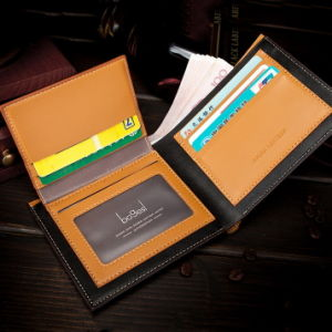 Brother Leather Wallet and Retro Wholesale Korean Imports Male Leather Wallet pictures & photos