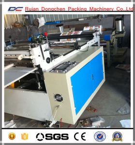 PE-Coated or Printed Paper Heavy Roll to Sheets Cutting Machine (DC-HQ) pictures & photos