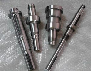 CNC Turning Machining Steel Keyway Shaft, Custom Shaft with Keyway pictures & photos