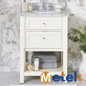 Wooden Vanity Bathroom Cabinet Classic Styles pictures & photos