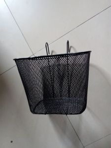 Most Selling Branded Steel Wire Kids Bicycle Basket pictures & photos