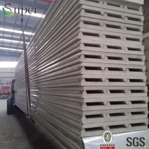 PU Composite Steel Sandwich Panel pictures & photos