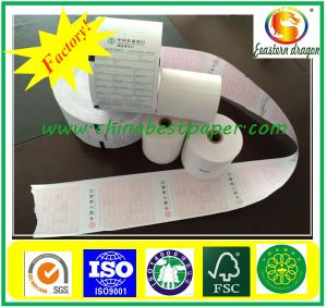 Dragon paper factory/ATM POS Thermal Paper Roll 80mm/ 57mm Width pictures & photos