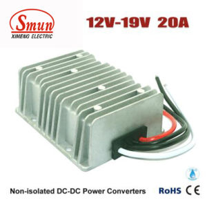 12V to 19V 20A DC-DC Converter Step up Voltage Regulator pictures & photos