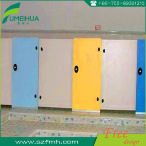 Colorful Cheap Brand Name Bathroom Door Waterproof pictures & photos